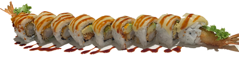 Foto Yellow dragonroll